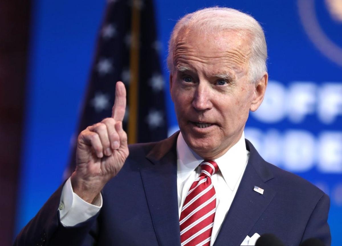 Tổng thống Joe Biden. Ảnh:Bloomberg