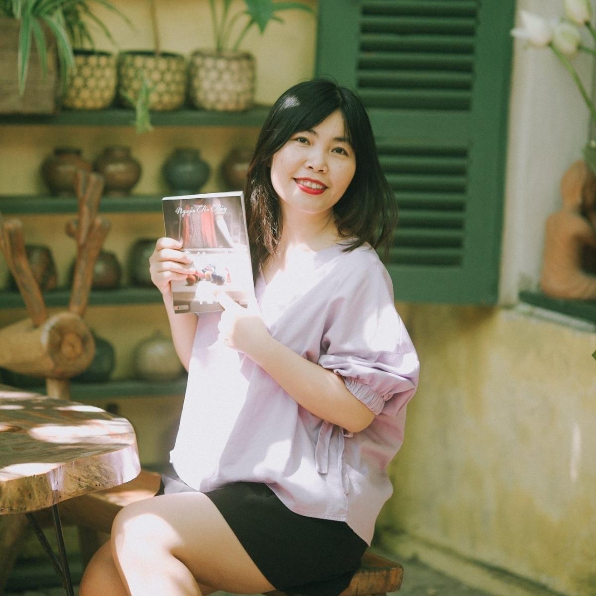 Biên kịch Thu Thủy cho rằng làm nghề này là cô được sống nhiều cuộc đời.