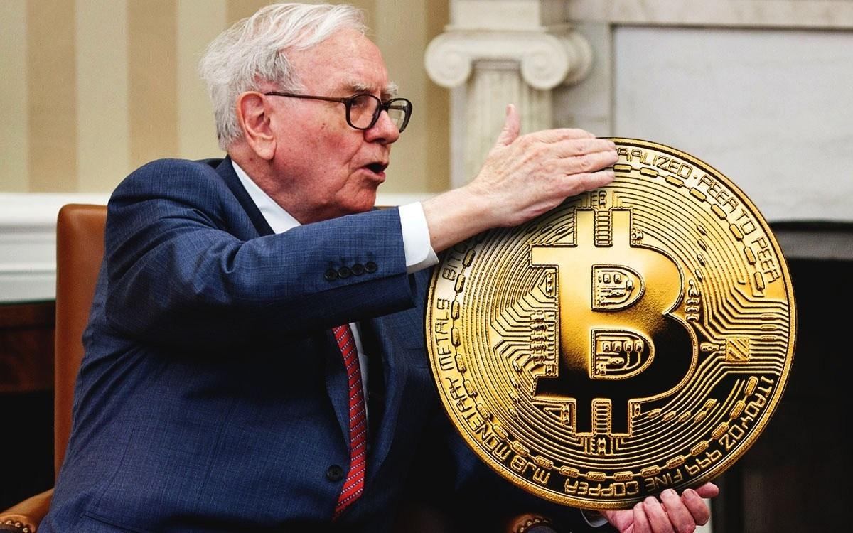 Tỷ phú Warren Buffett, Giám đốc điều hành (CEO) tập đoàn Berkshire Hathaway, người được mệnh danh là nhà đầu tư huyền thoại của Mỹ.