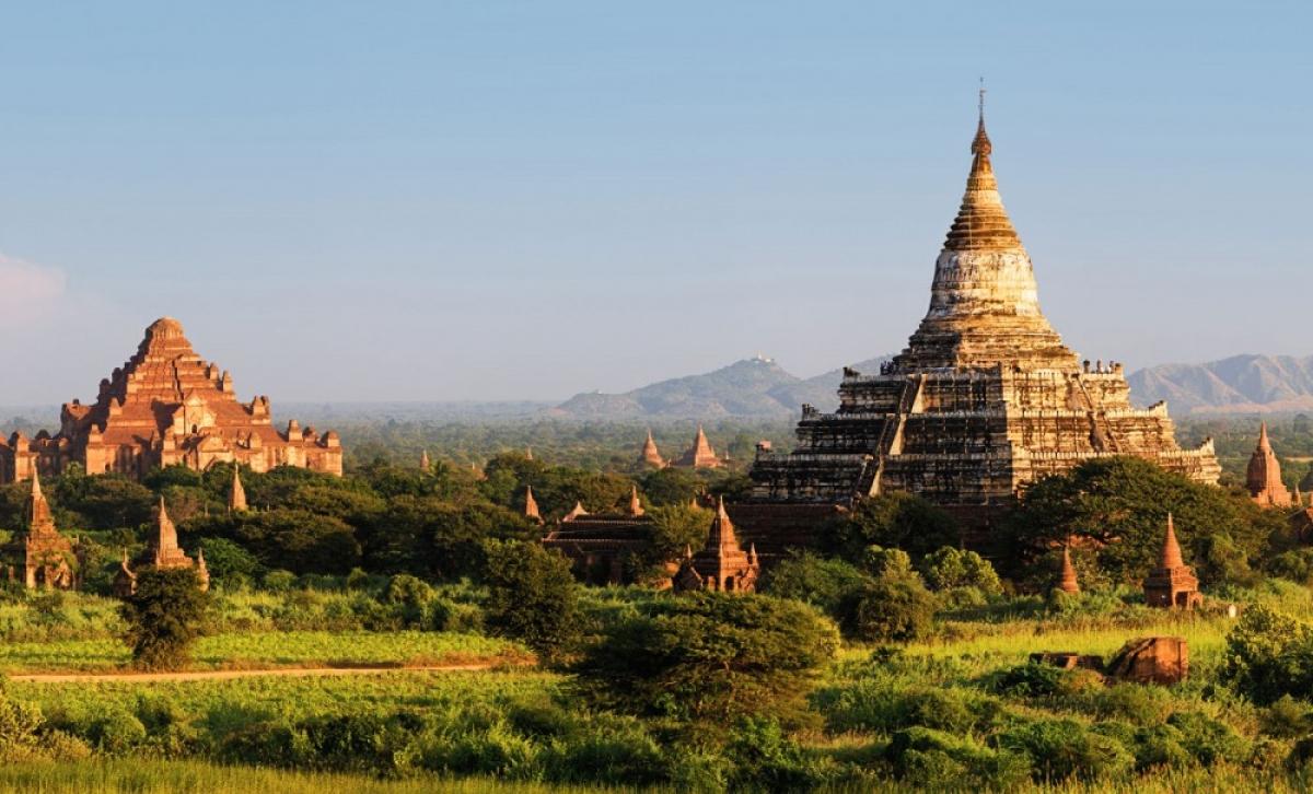 Bộ Ngoại giao sẵn sàng bảo hộ công dân Việt Nam tại Myanmar. (Nguồn: Britannica).