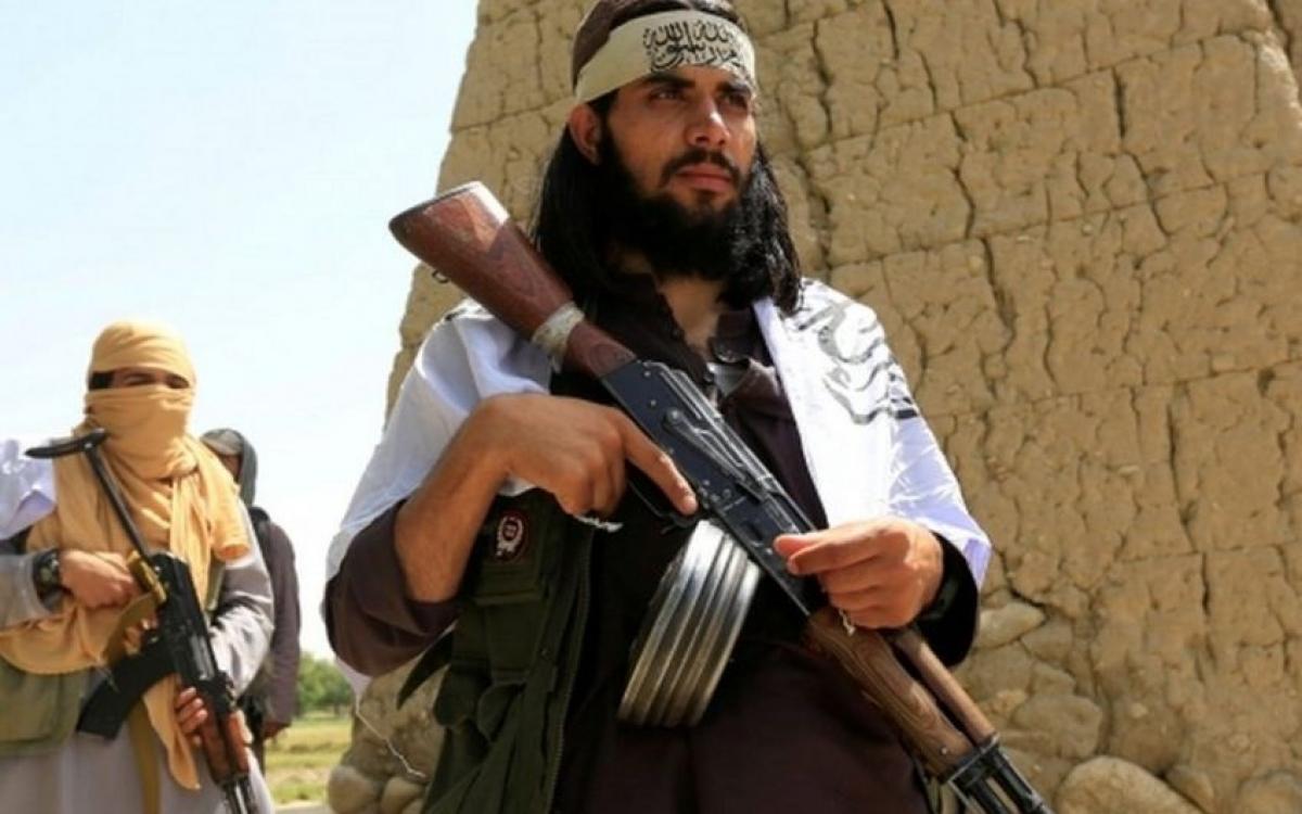 Chiến binh Taliban. Ảnh: BBC.
