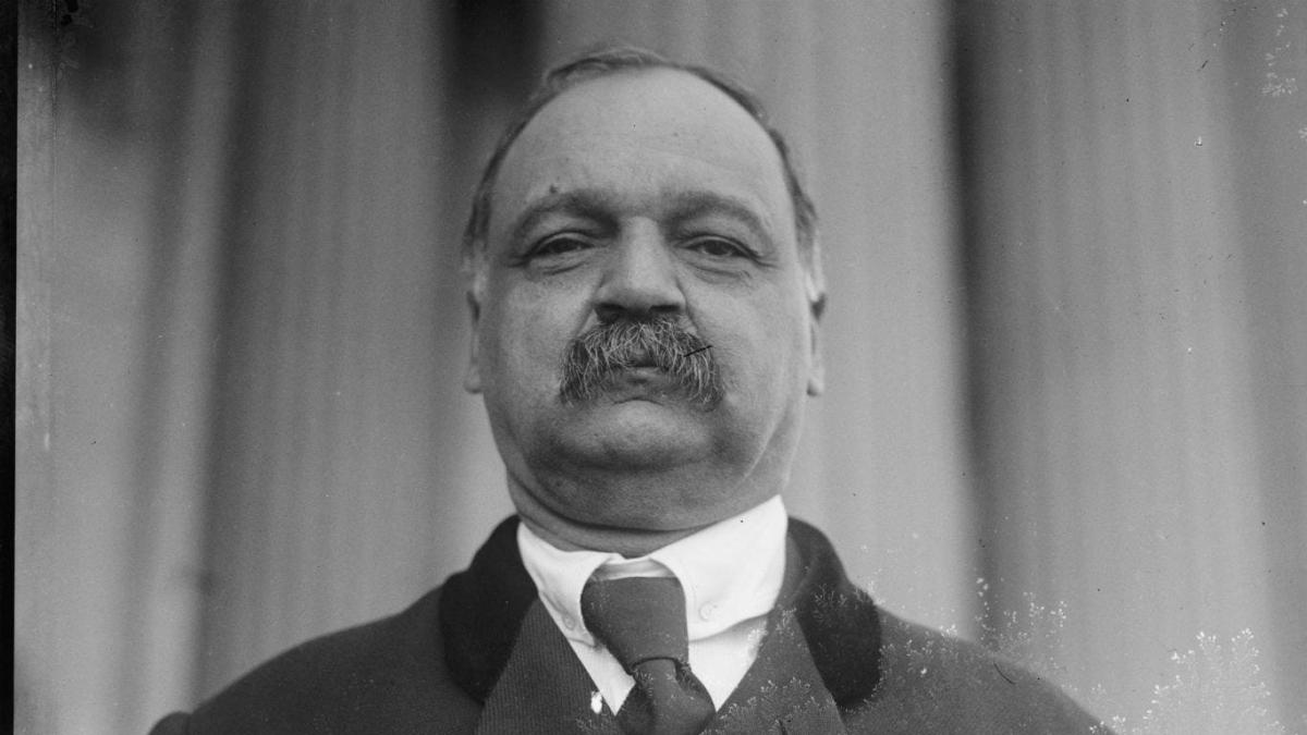 Phó Tổng thống Charles Curtis. Ảnh: Getty