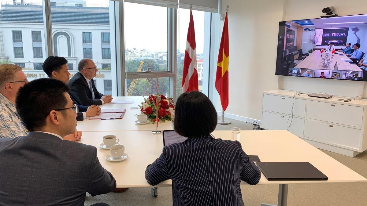 Dự án trang trại điện gió ngoài khơi La Gàn 3,5GW sẽ đóng góp hơn 4,4 tỷ USD cho nền kinh tế Việt Nam trong suốt thời gian thực hiện dự án.