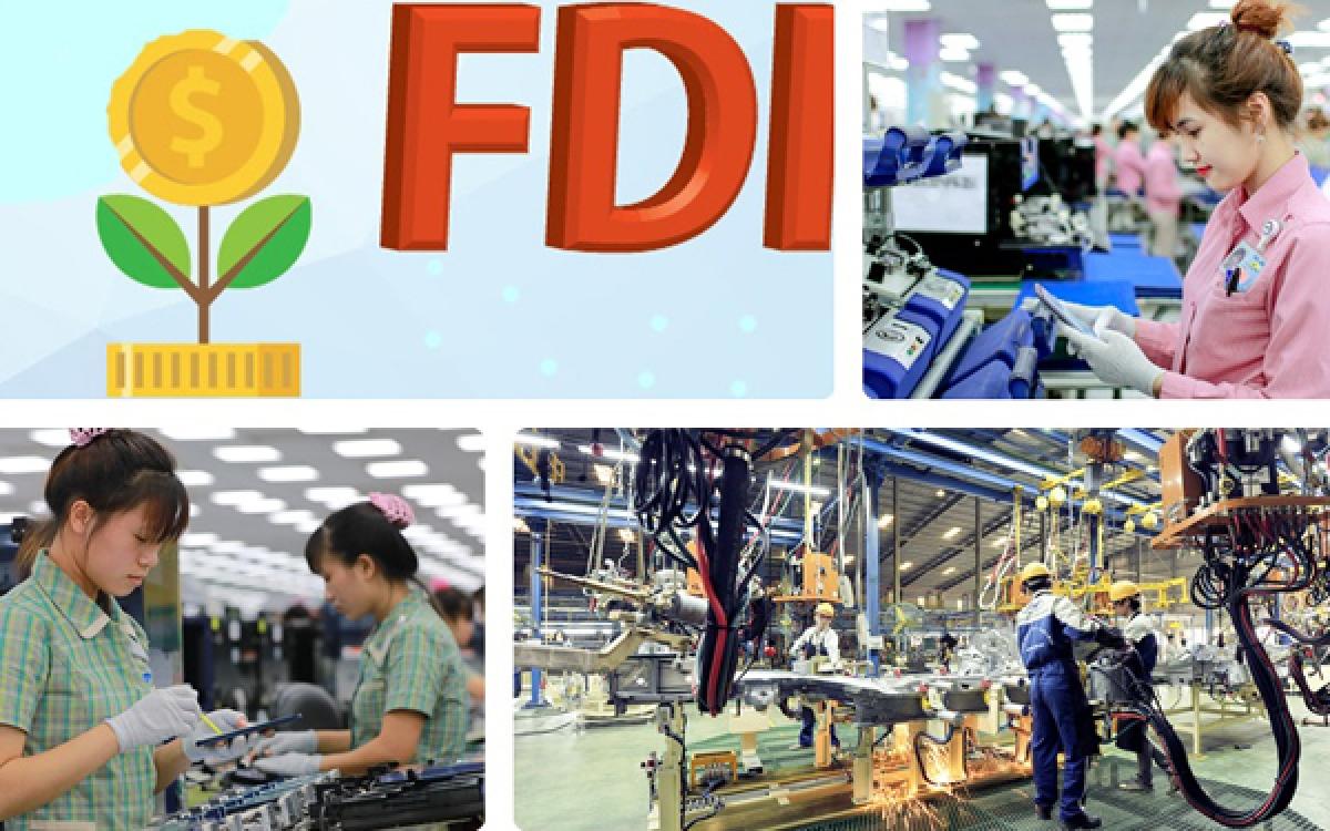 Công nghiệp chế biến chế tạo dẫn đầu trong thu hút vốn FDI tại Việt Nam trong 2 tháng đầu năm nay. (Ảnh minh họa)
