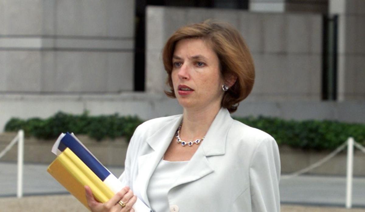 Bộ trưởng Quốc phòng Pháp Florence Parly. Ảnh: La Tribune.