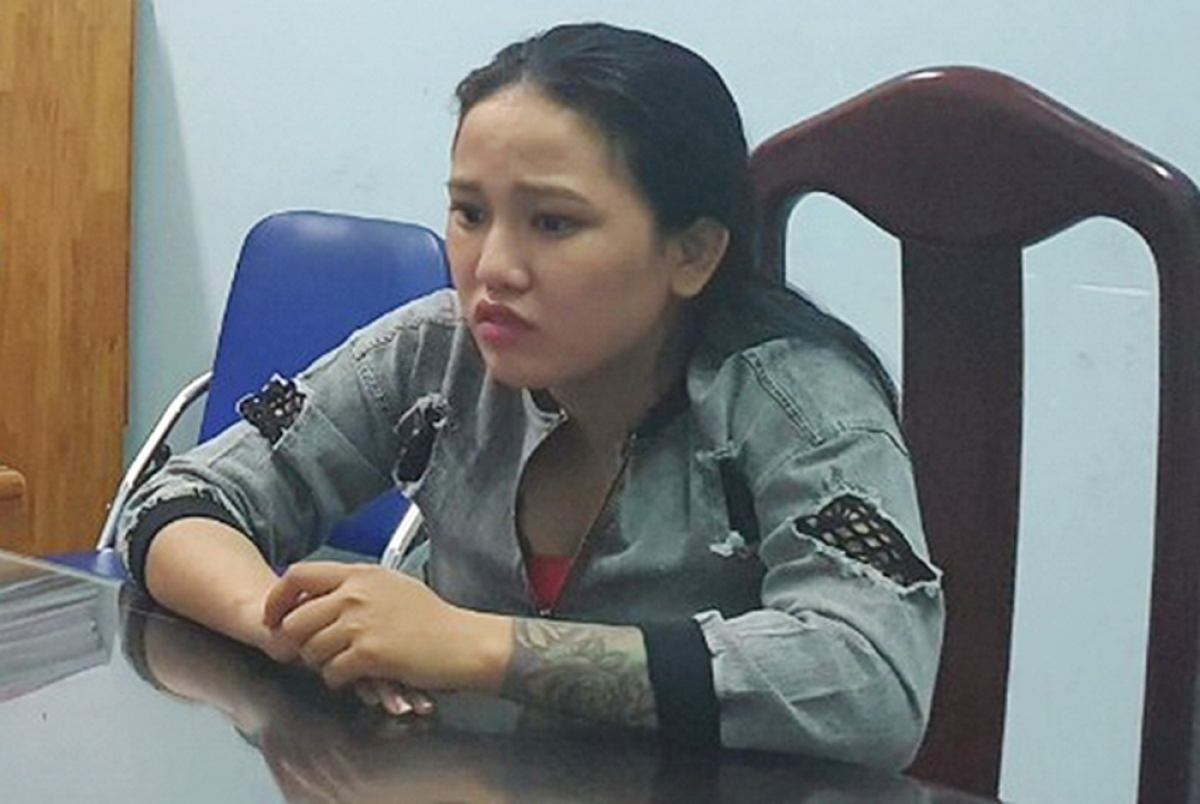 Trần Thị Mỹ Duyên chứng kiến vụ việc
