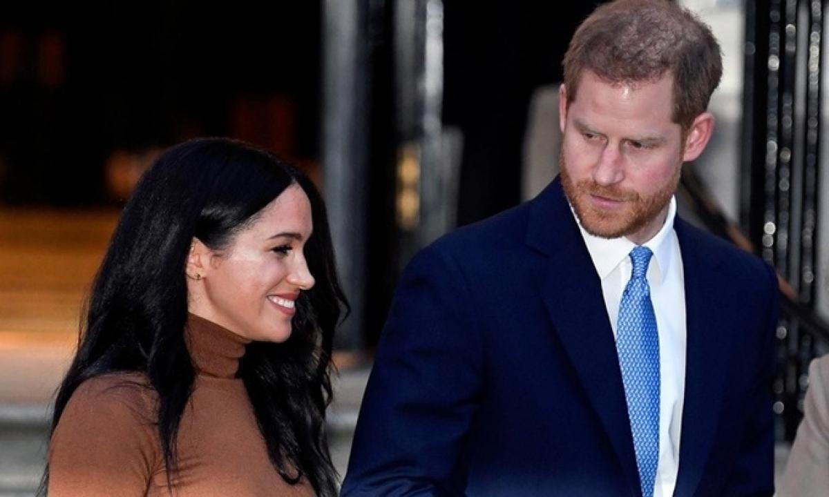 Hoàng gia Anh tước toàn bộ tước vị danh dự của Hoàng tử Harry. (Ảnh: Reuters)