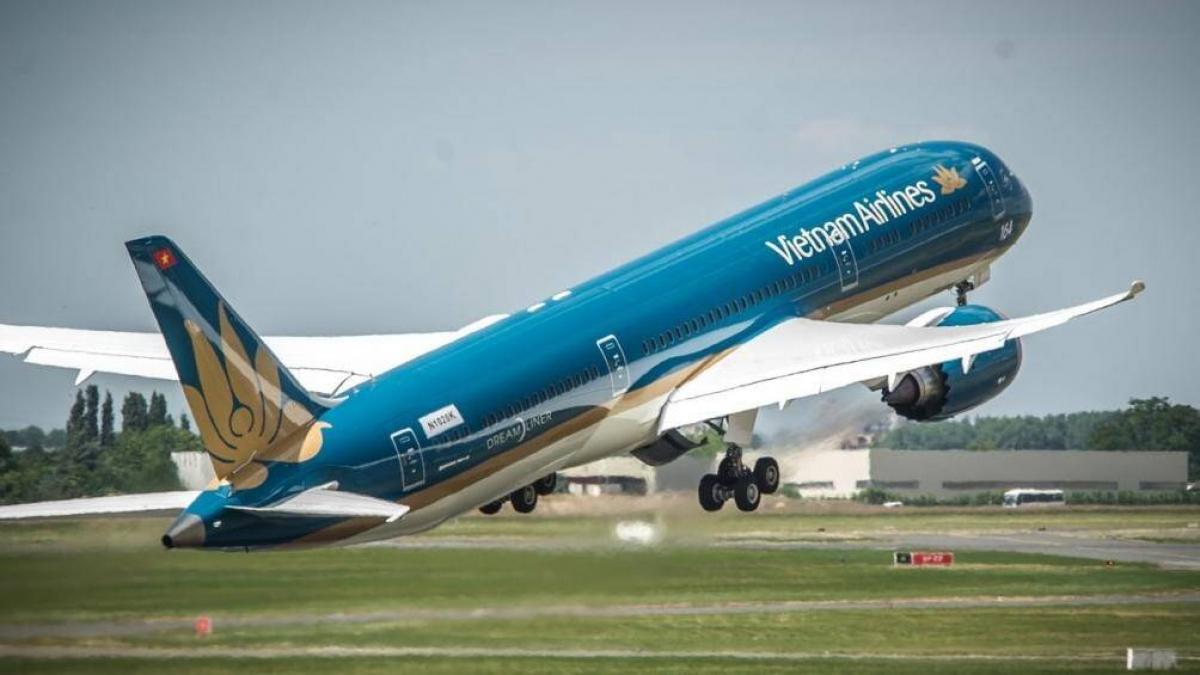 Vietnam Airlines chính thức khôi phục đường bay tới Vân Đồnsau hơn 1 tháng phải đóng cửa.