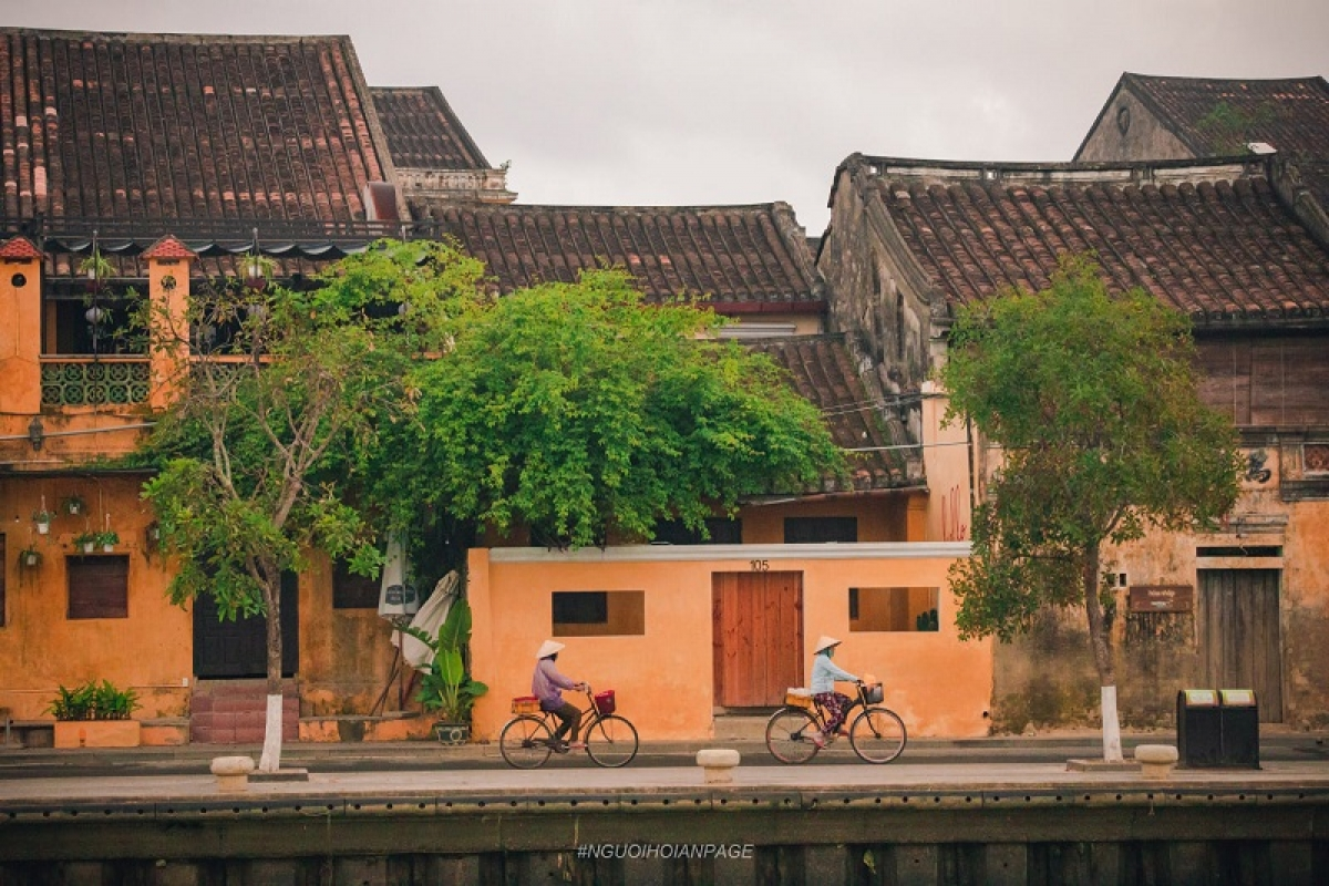 The beauty of Hoi An ancient town. Photo: Nguoi Hoi An.