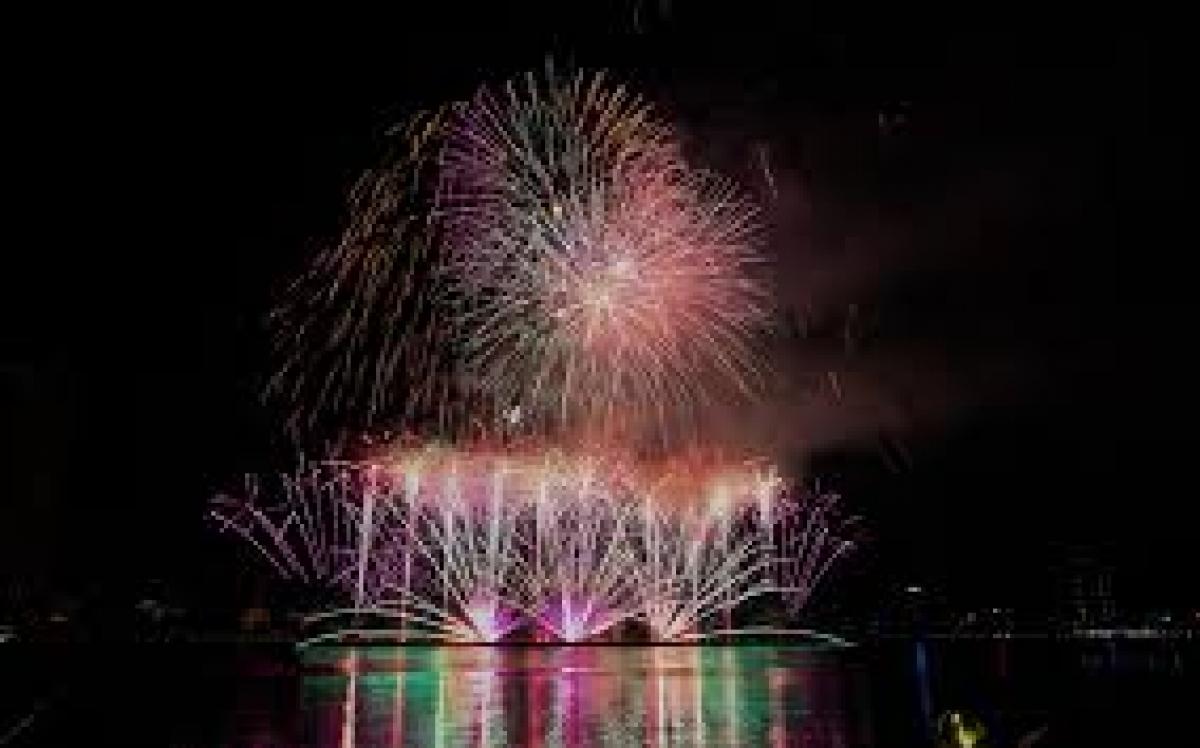 Thành phố Đà Nẵng dừng bắn pháo hoa đón năm mới