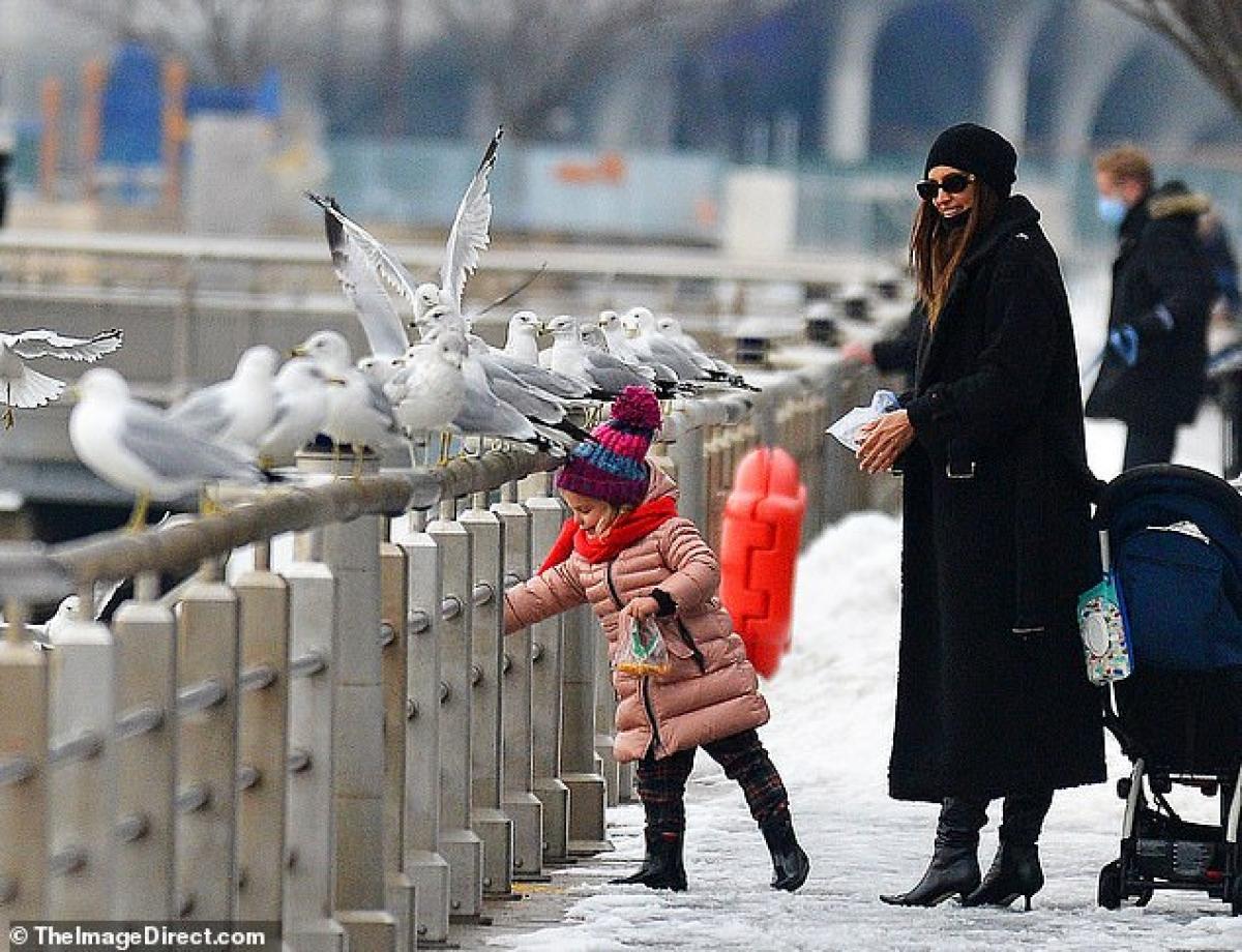Irina Shayk sinh năm 1986 tại Nga, khởi nghiệp là một người mẫu quảng cáo nội y.