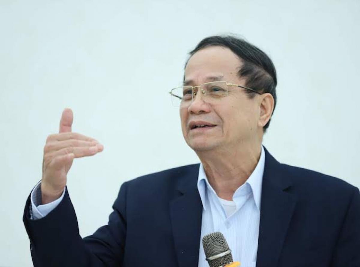 TS. Ngô Trí Long, chuyên gia kinh tế