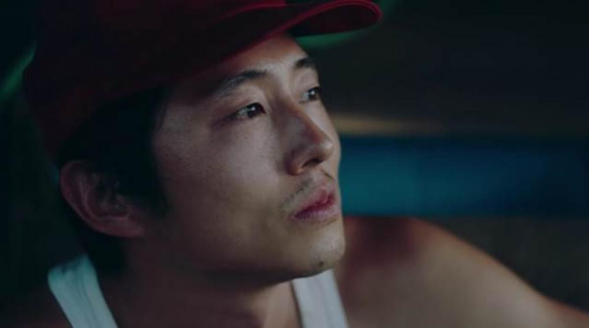 Nam tài tử Steven Yeun.