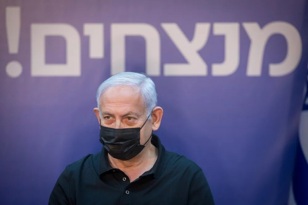 Israel kinh tế hoàn toàn mở cửa trở lại vào tháng 4/2021. Ảnh: I24news