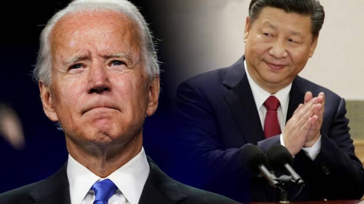 Tổng thống Mỹ Joe Biden (trái) và Chủ tịch Trung Quốc Tập Cận Bình. Ảnh: CNN