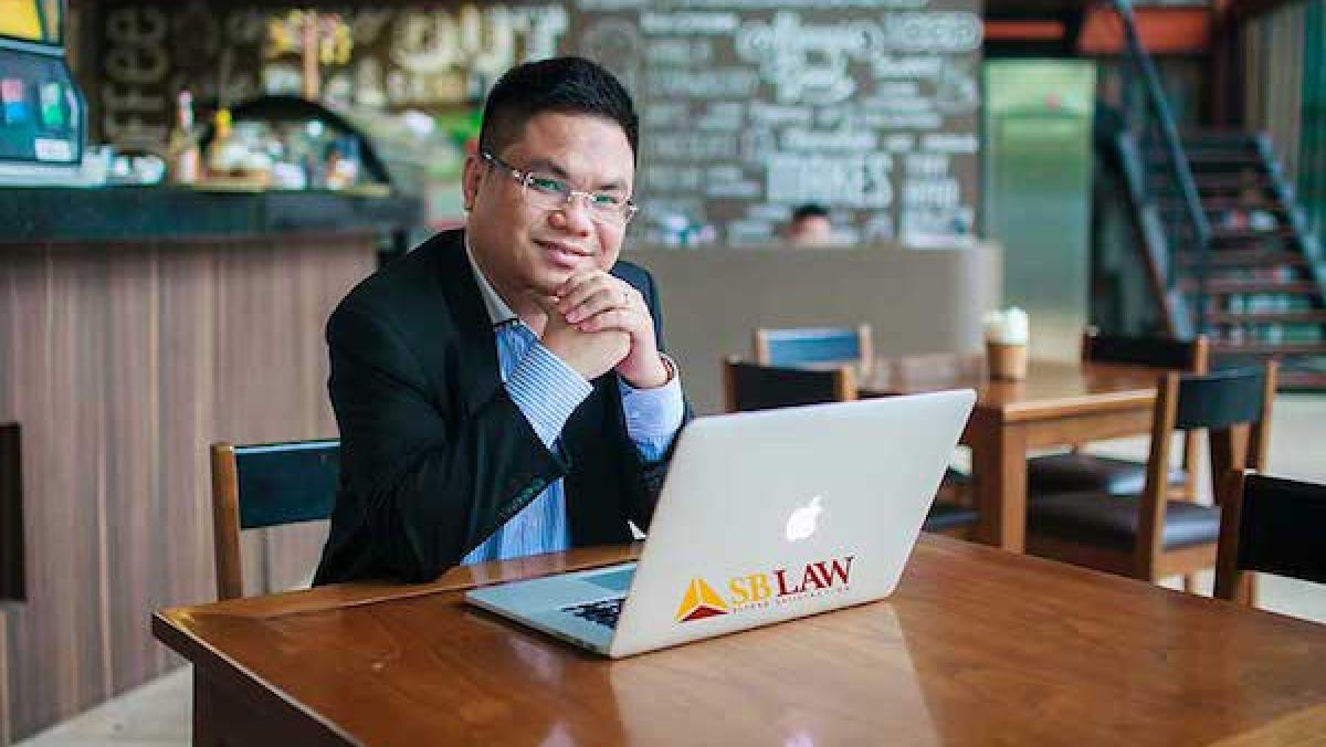 Luật sư Nguyễn Thanh Hà - Chủ tịch Công ty Luật SBLAW