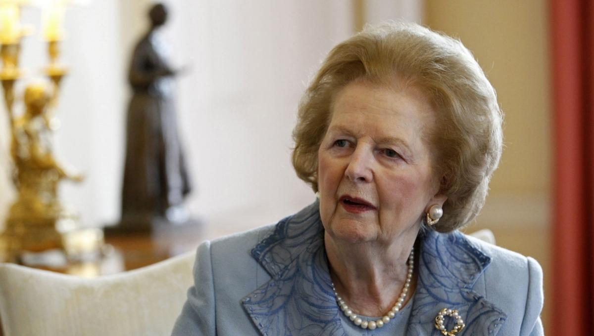 Magaret Thatcher là nữ thủ tướng đầu tiên của Anh. Ảnh: USA Today
