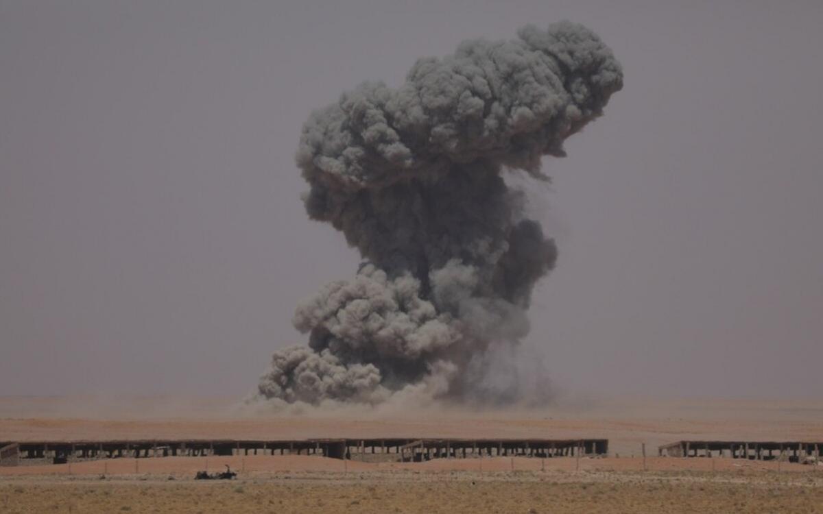 (Hình ảnh minh họa, nguồn: Quân đội Mỹ)
