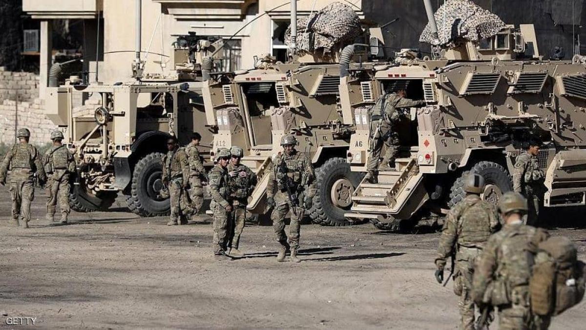 Mỹ nâng mức độ cảnh báo ở Iraq. Ảnh: Getty.