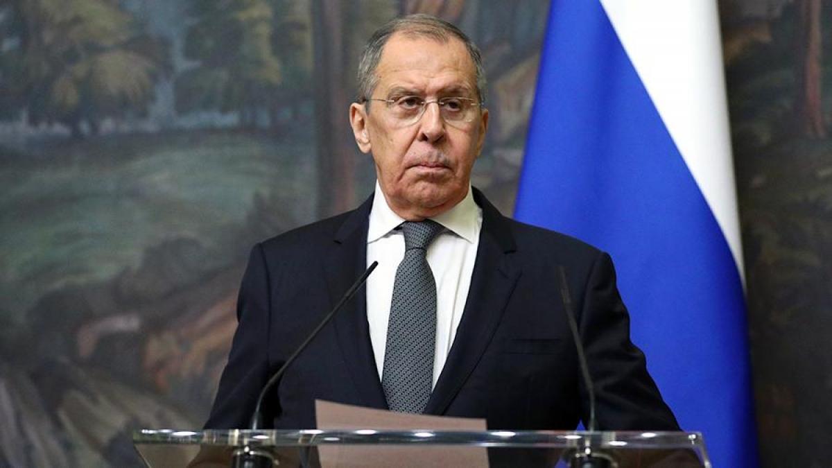Ngoại trưởng Nga Sergei Lavrov không loại trừ khả năng cắt đứt quan hệ với EU (Ảnh: RIA Novosti)