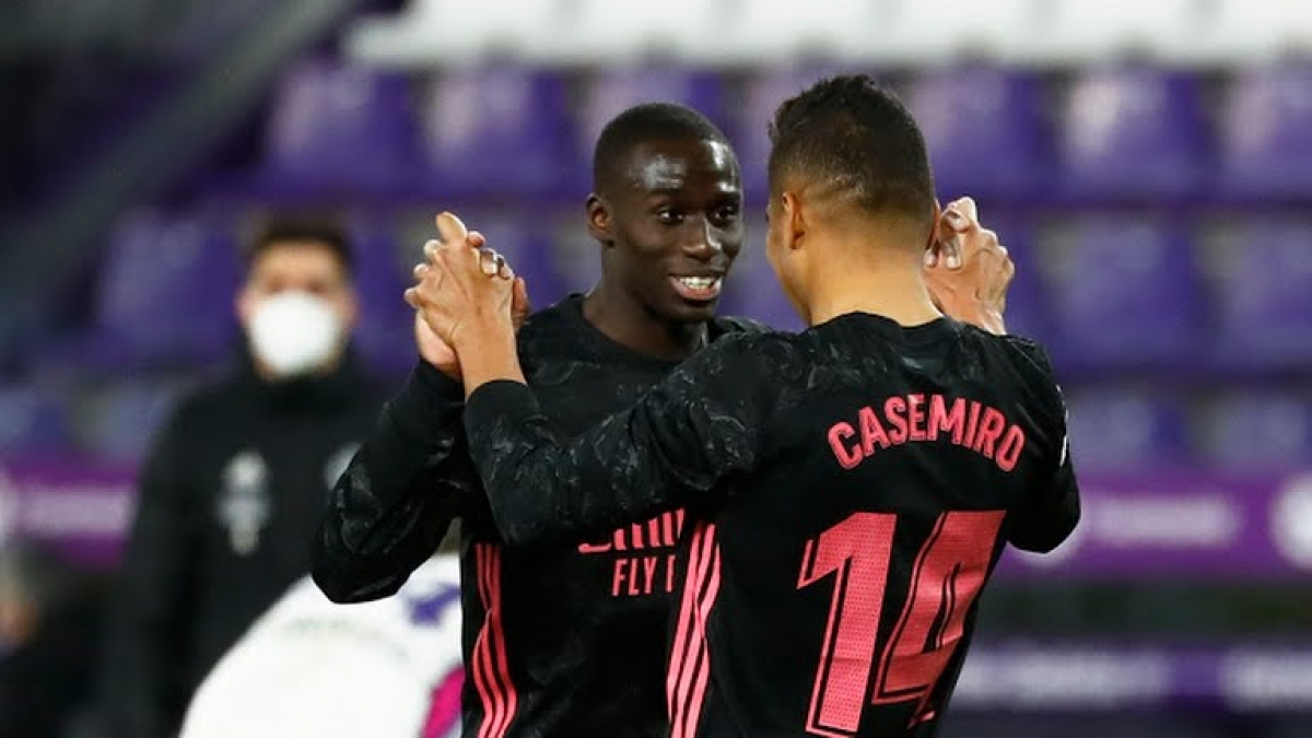 Real Madrid vẫn giành kết quả tốt trong 1 tháng qua dù bị chấn thương tàn phá đội hình (Ảnh: Reuters).