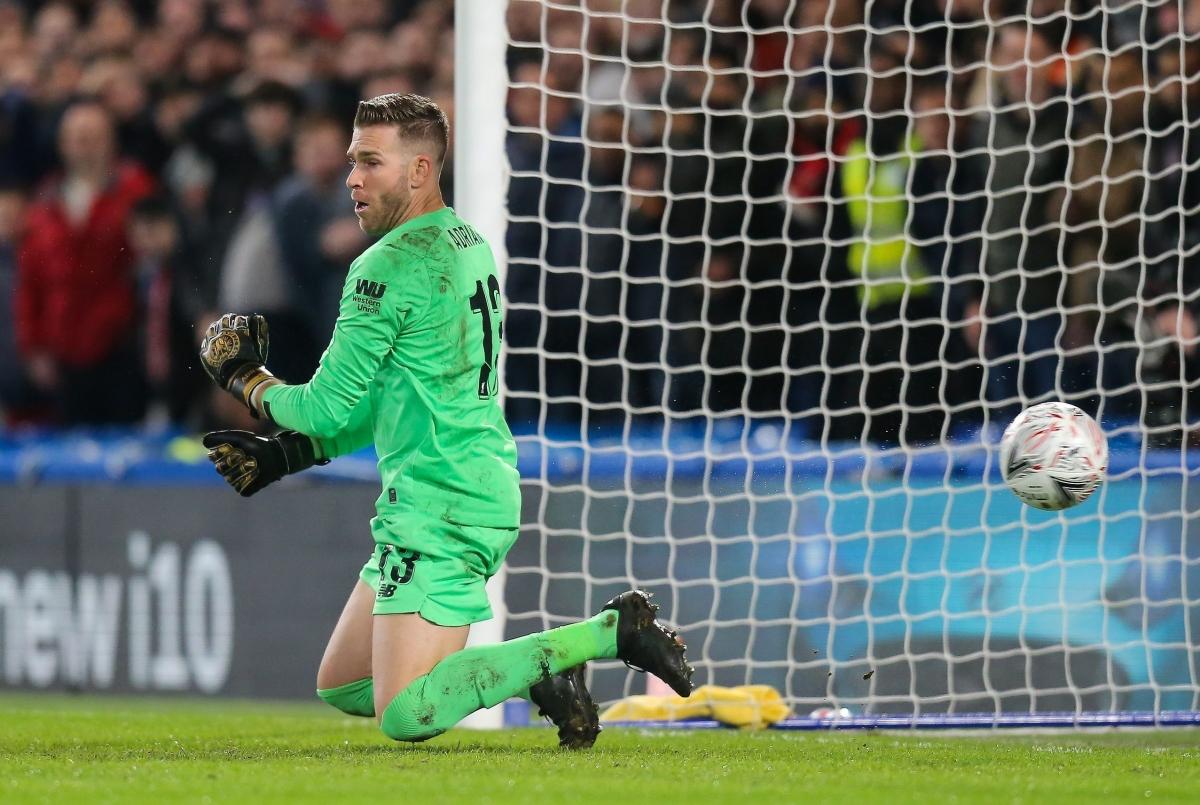 Trước đó, Alisson đã mắc sai lầm dẫn tới bàn thua khi cản phá cú sút tưởng chừng vô hại của Willian ở vòng 5 FA Cup.