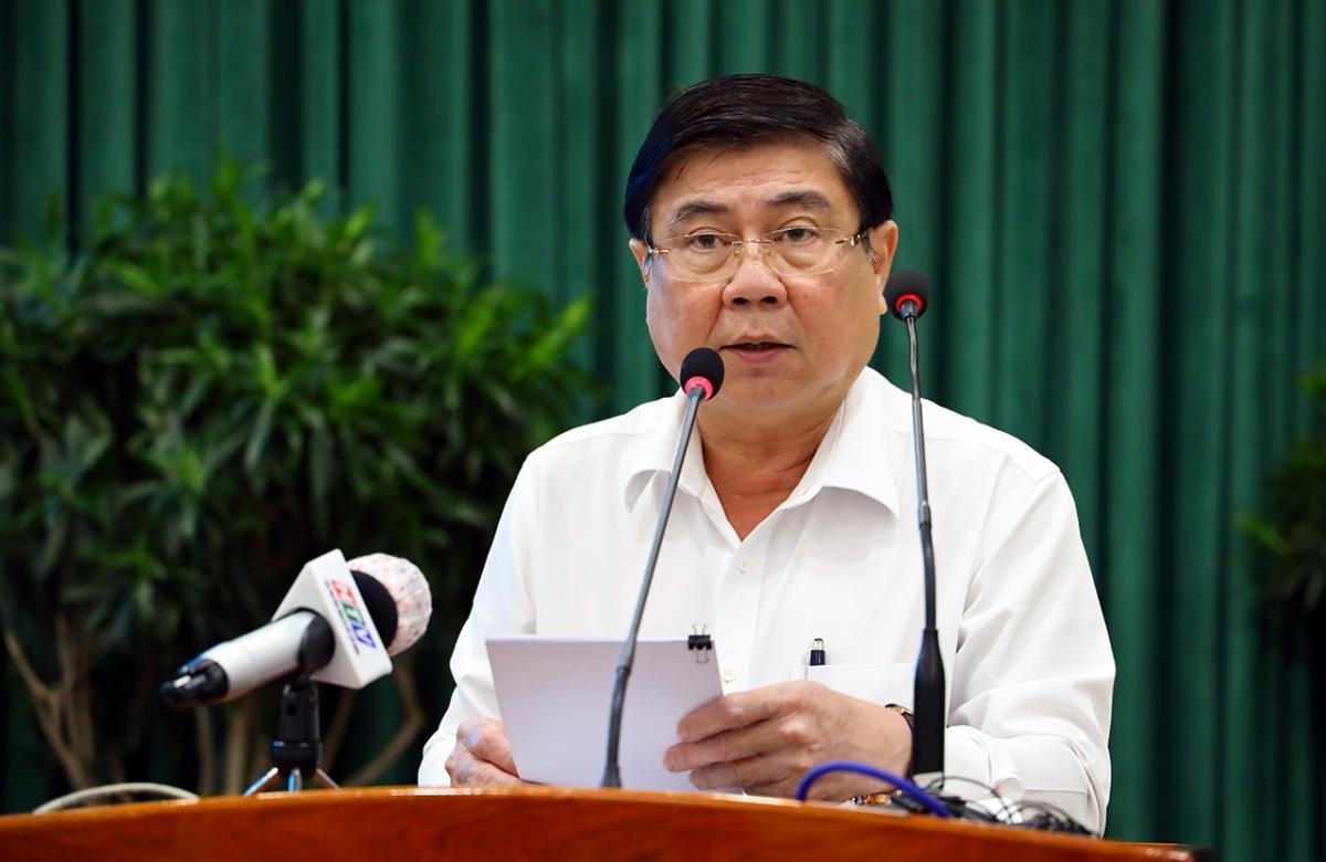 """Chủ tịch UBND TP.HCM Nguyễn Thành Phong chỉ đạo khẩn dẹp """"nạn"""" karaoke tra tấn khu dân cư."""