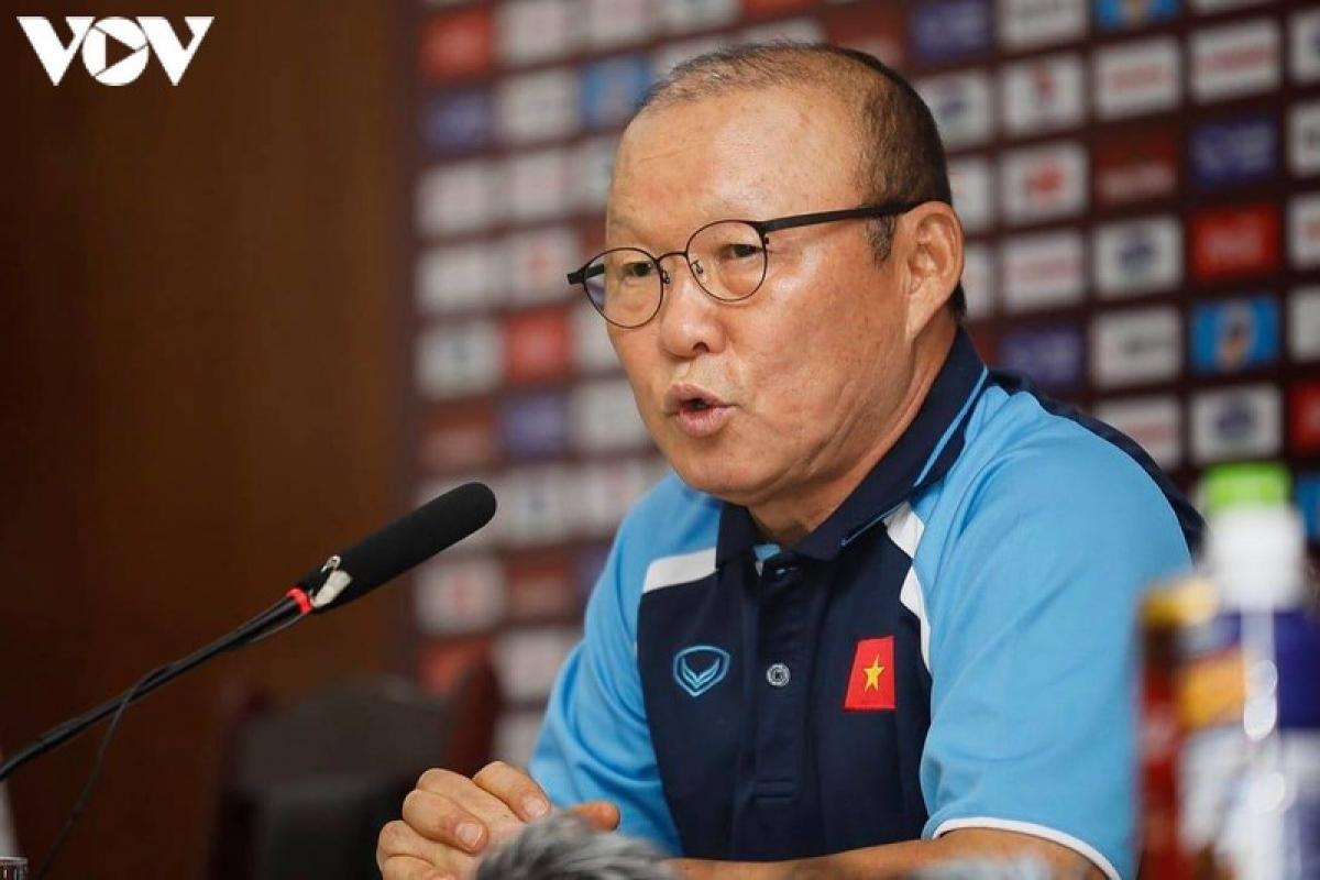 Hợp đồng của HLV Park Hang Seo và VFF vẫn còn thời hạn đến tháng 1 năm sau, kèm theo điều khoản gia hạn thêm 1 năm.