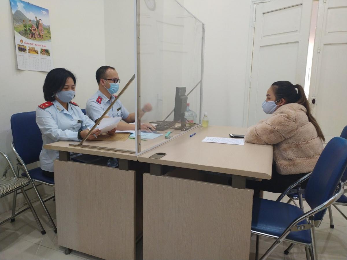 Các đối tượng tung tin giả về bệnh nhân COVID-19 bị xử lý vi phạm hành chính.