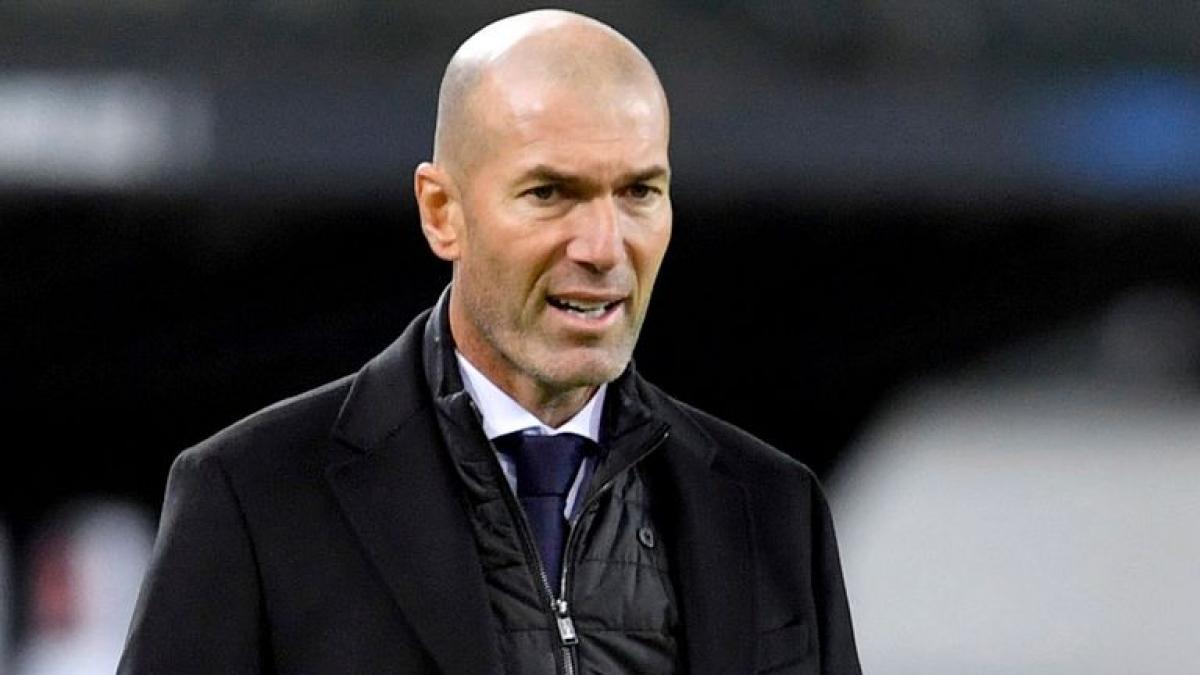 HLV Zidane đang đau đầu về lực lượng của Real Madrid (Ảnh: Getty).