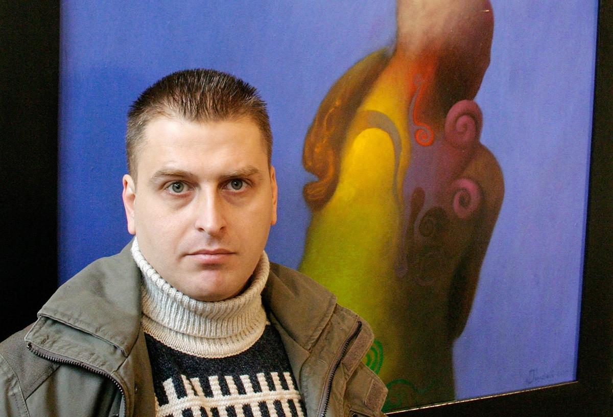 Yakov Dzhugashvili – chắt của Stalin. Ảnh: Tass.