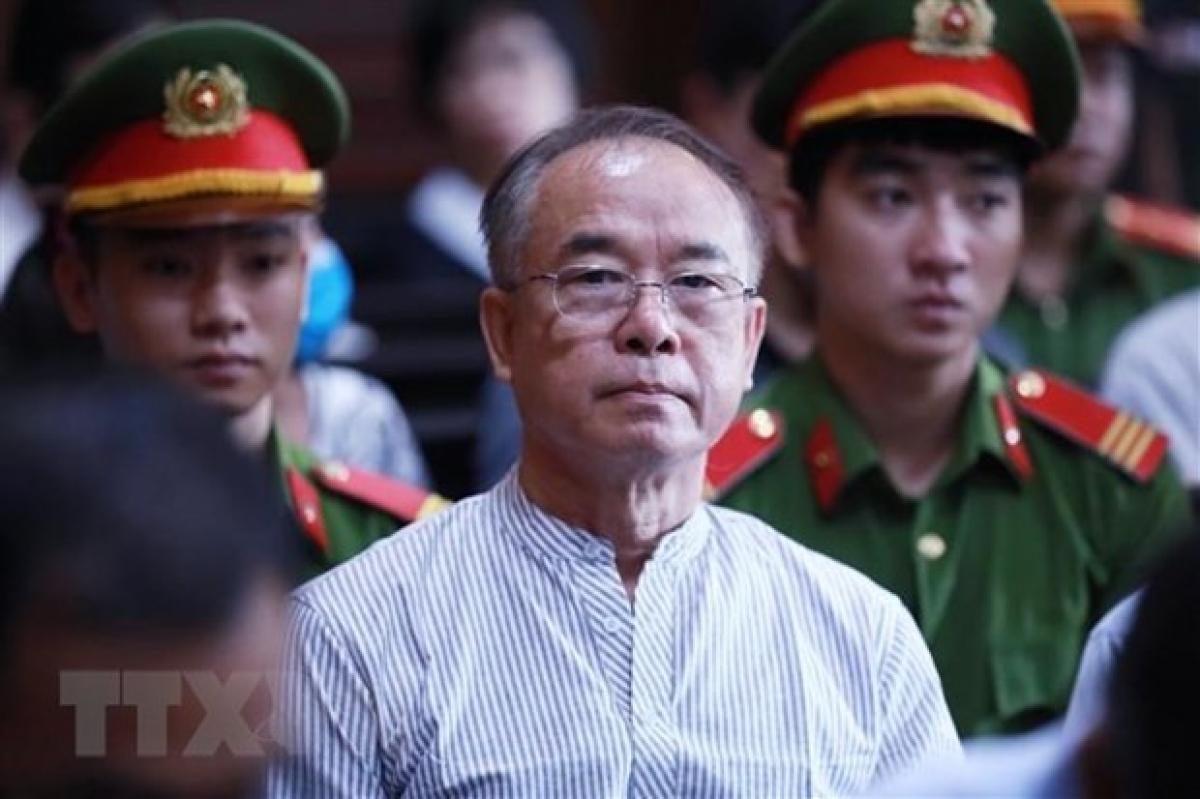 Bị can Nguyễn Thành Tài. (Nguồn: TTXVN)