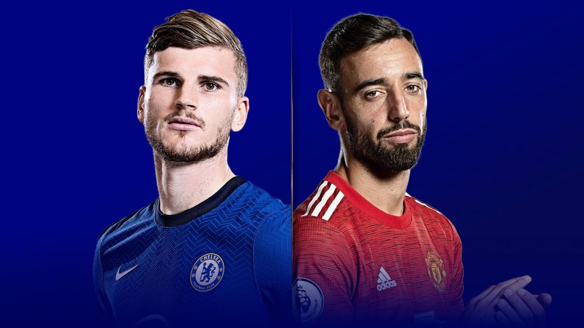 Chelsea thua MU 3 trận liên tiếp trên sân nhà của mình (Ảnh: Sky Sports).
