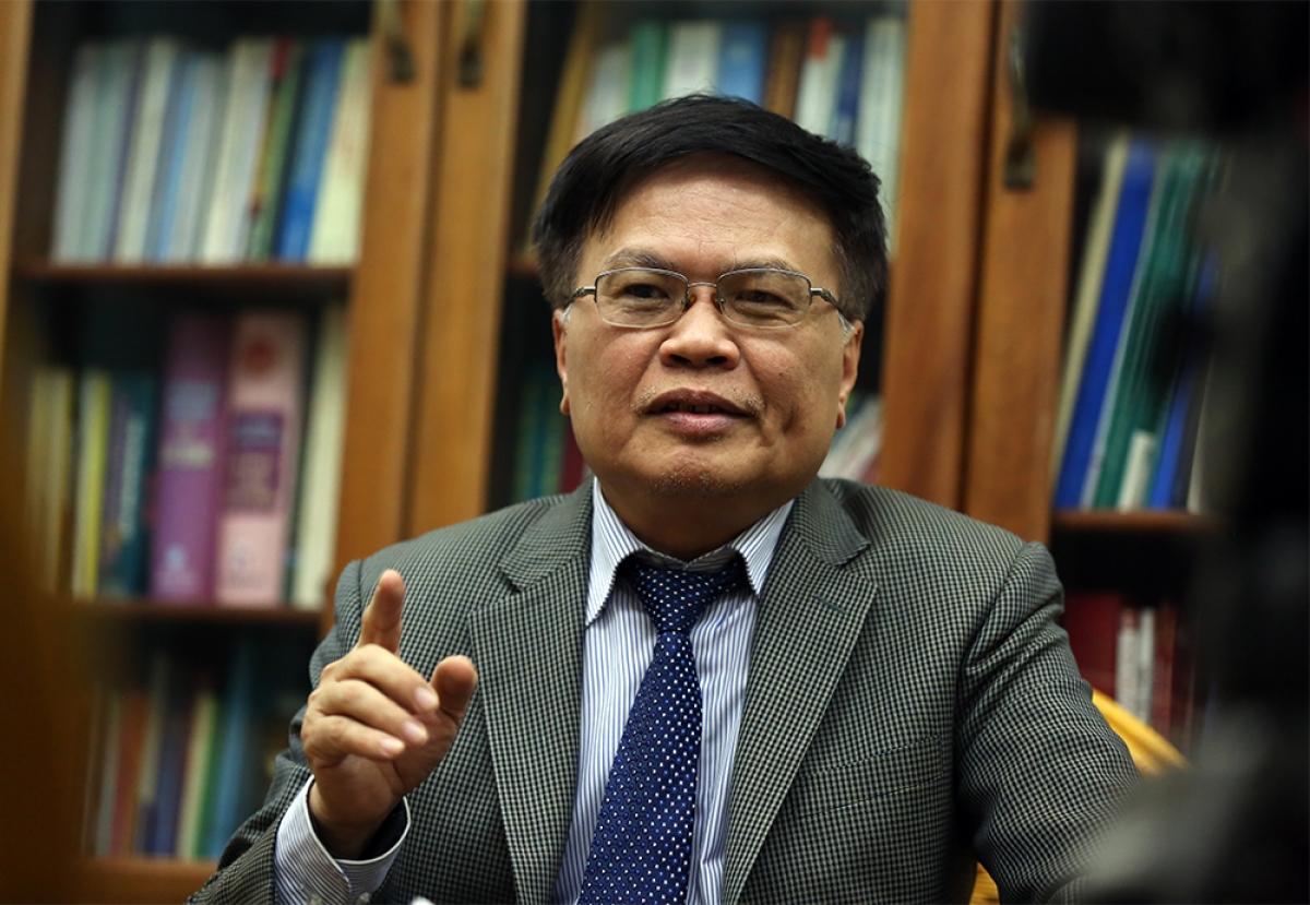 TS. Nguyễn Đình Cung, thành viên Tổ tư vấn Kinh tế của Thủ tướng, nguyên Viện trưởng Viện Nghiên cứu Quản lý kinh tế Trung ương