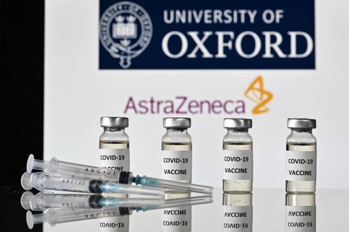 (Việt Nam đã đặt mua và được chấp thuận mua 30 triệu liều vaccine cũng của AstraZeneca. Ảnh minh họa: AFP)