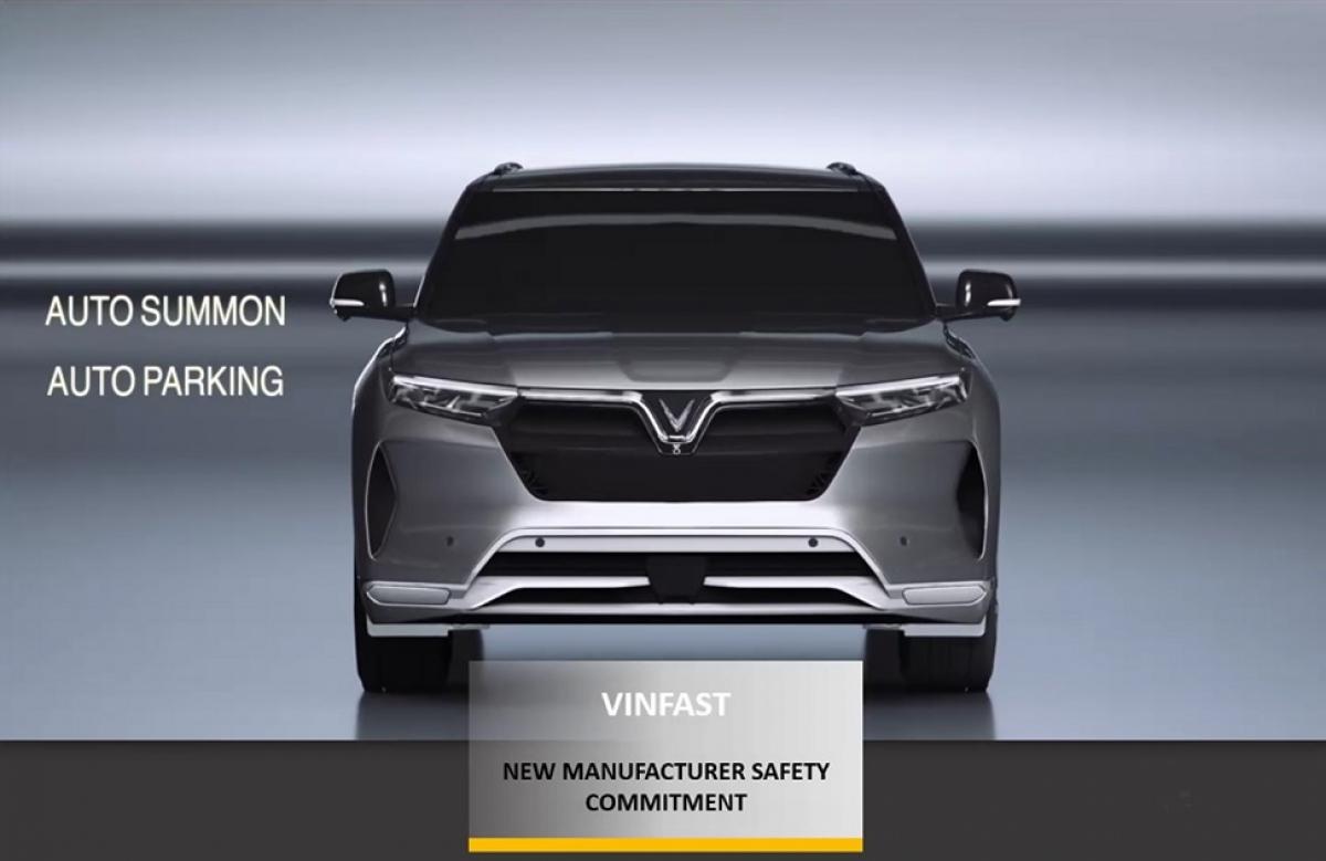 Các dòng xe điện mới ra mắt của VinFast được cam kết sẽ đạt tiêu chuẩn an toàn ở mức rất cao của các tổ chức đánh giá xe mới uy tín hàng đầu thế giới.