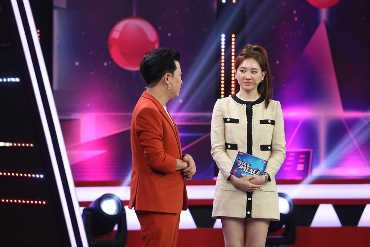 Trường Giang và Hari Won đảm nhận vai trò MC