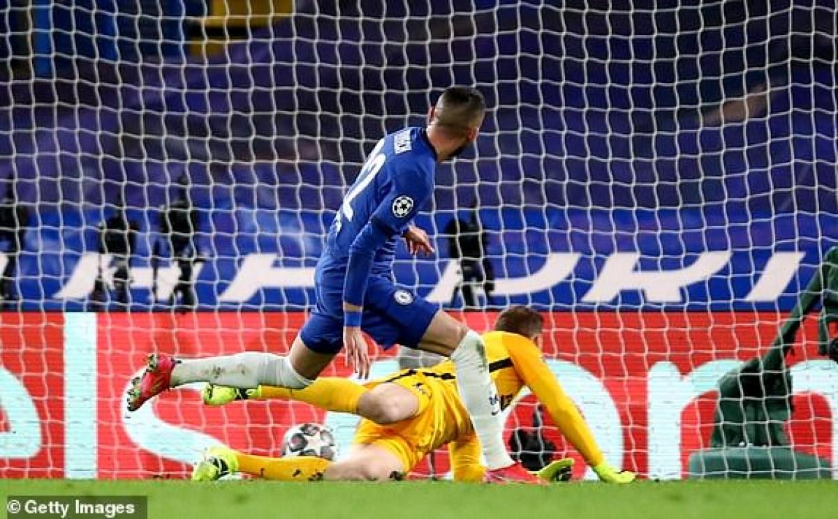 Chelsea loại Atletico Madrid khỏi Champions League 2020/2021 (Ảnh: Getty).