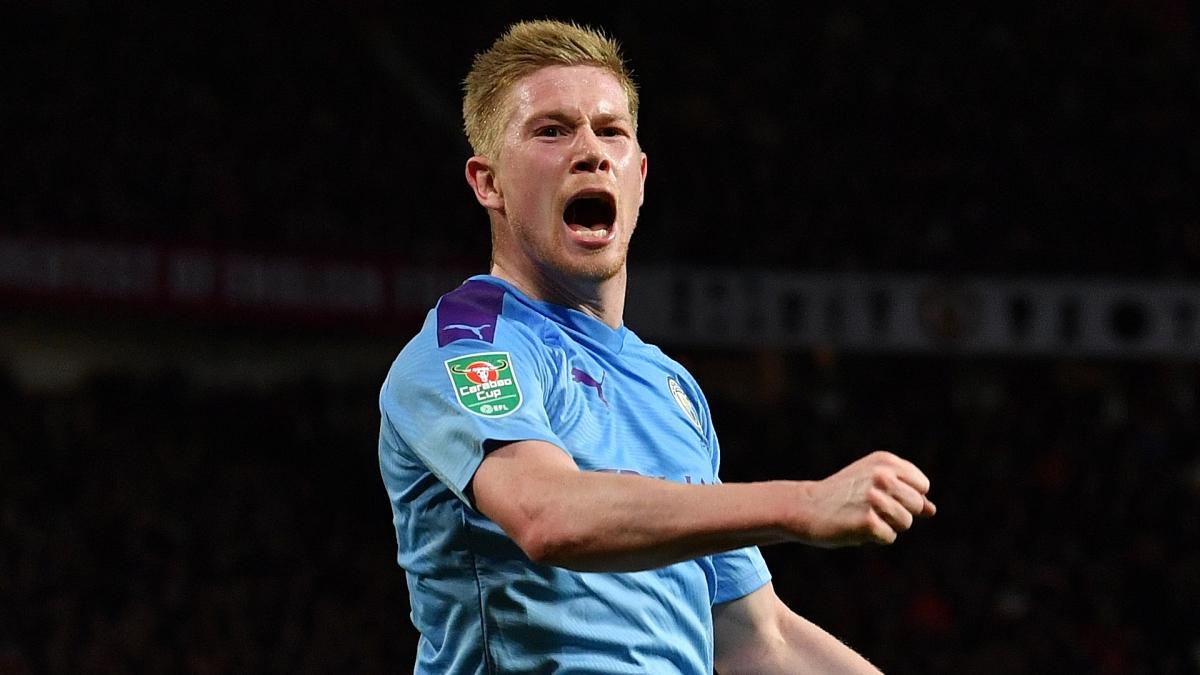 1. Kevin De Bruyne (Manchester City) 11 kiến tạo.