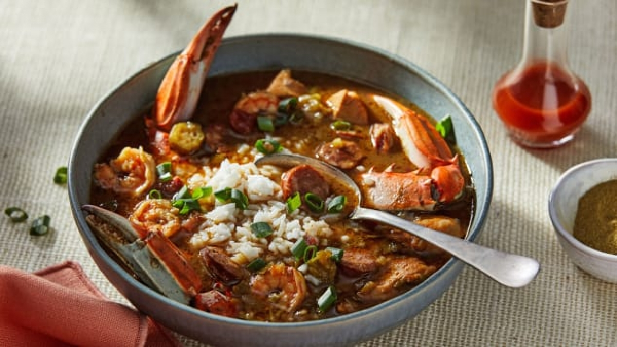 Gumbo is a highly-popular dish in the US. (Photo: Tom McCorkle/The Washington Post/Getty Images)