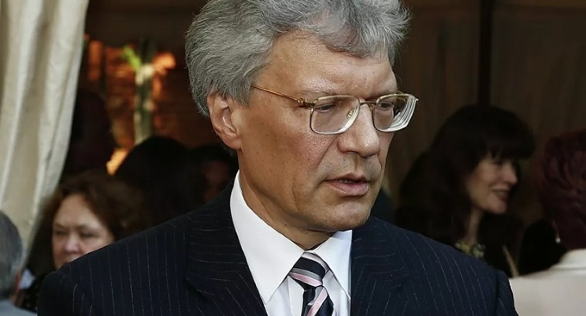 Đại sứ Nga Sergey Razov. Ảnh: Sputnik.