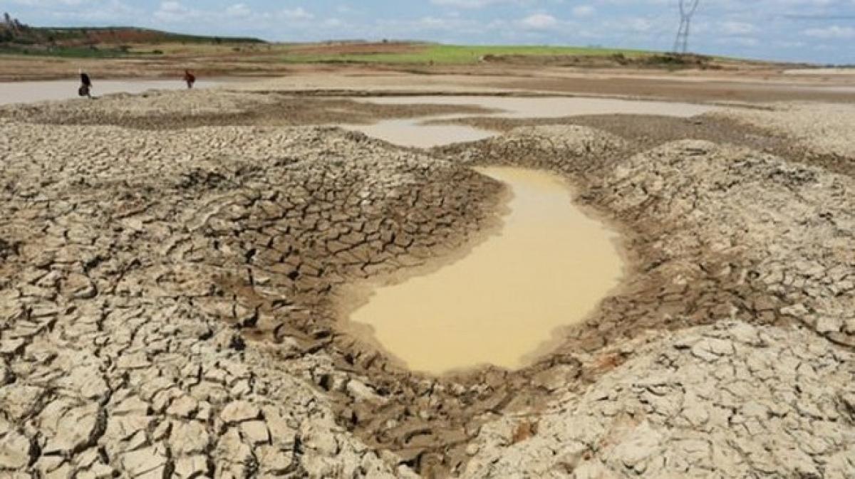 Phải theo dõi diễn biến xâm nhập mặn, thiếu nước tại Đồng bằng sông Cửu Long. Ảnh: VGP