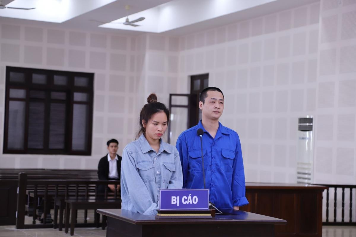 Cao Nguyễn Hồng Loan, 32 tuổi, trú tỉnh Quảng Bình và Wu Yong Can, Quốc tịch Trung Quốc