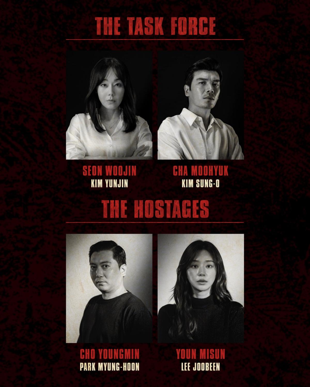 """Nam diễn viên """"Ký sinh trùng"""" Park Myung Hoonsẽ vào vaiArturo Román."""