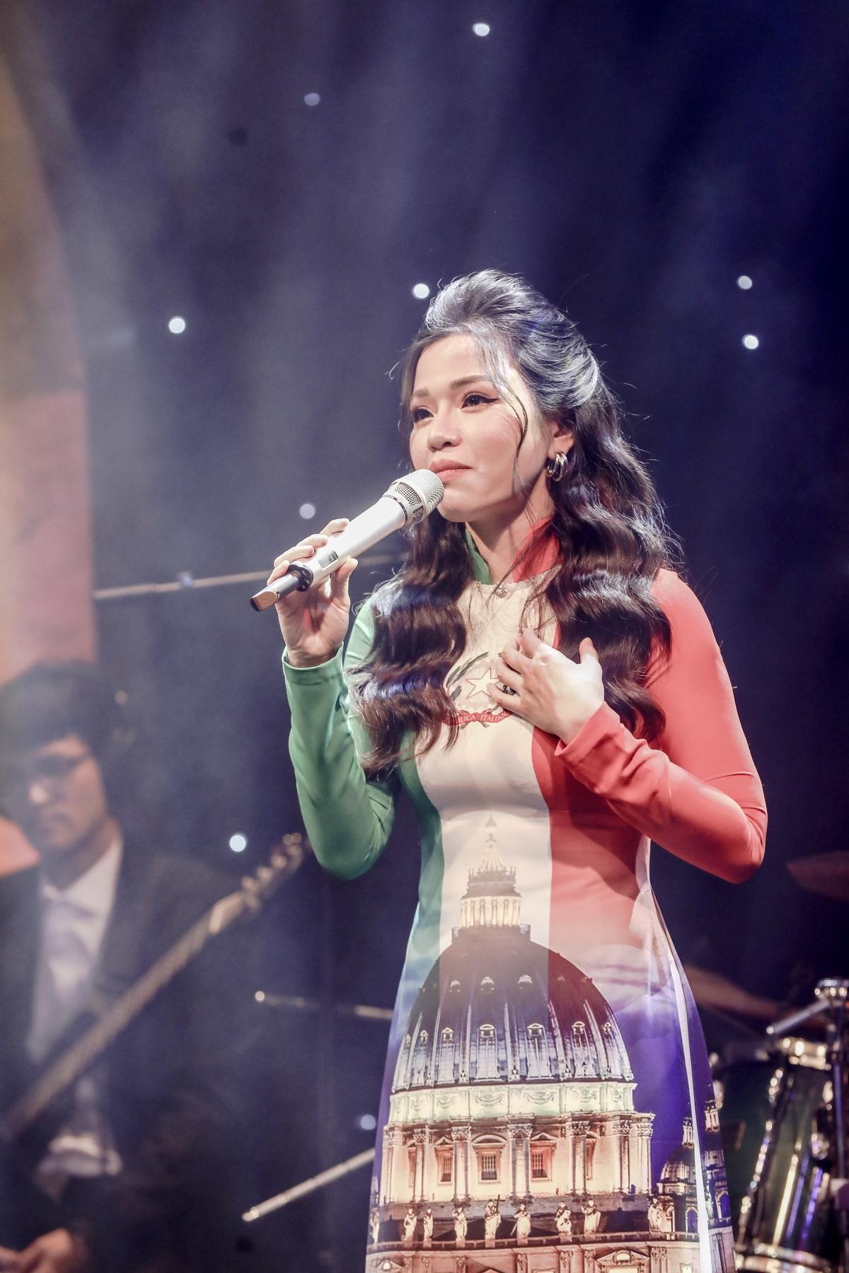 Hiền Nguyễn Soprano thăng hoa trong concert đầu tiên.