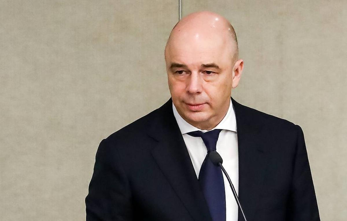 Bộ trưởng Tài chính Anton Siluanov. (Ảnh: Tass)