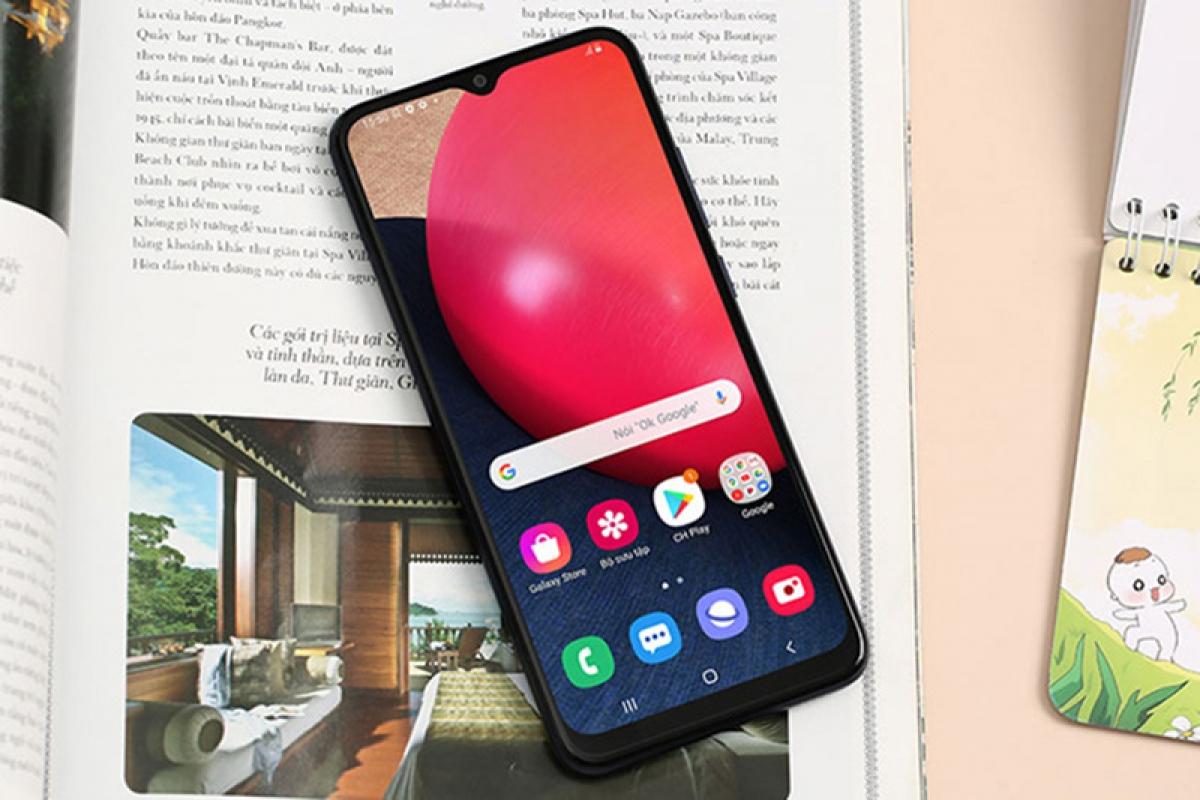 Galaxy A02s được bán tại Việt Nam với giá khoảng từ 200 EUR.