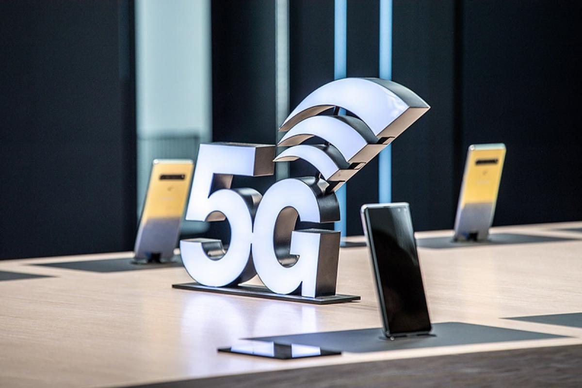 5G đang là chuẩn mạng không dây nhanh nhất hiện nay.