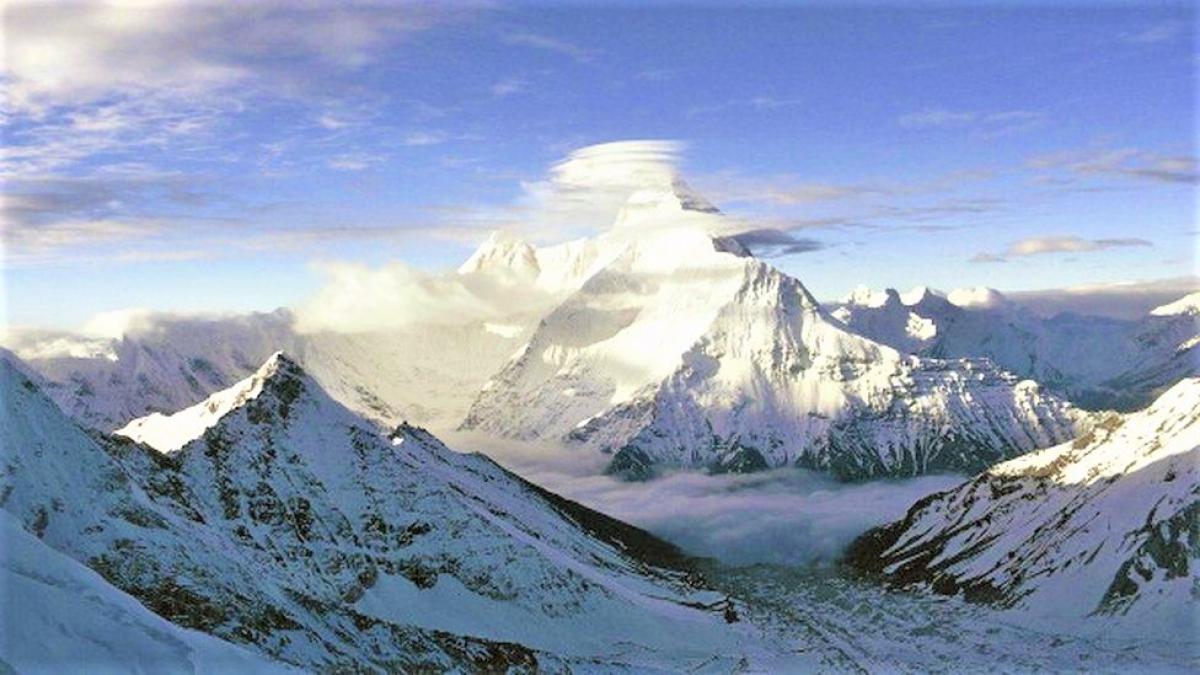 CIA chọn đỉnh Nanda Devi trên dãy Himalaya để lắp đặt thiết bị do thám Trung Quốc; Nguồn: bbc.com