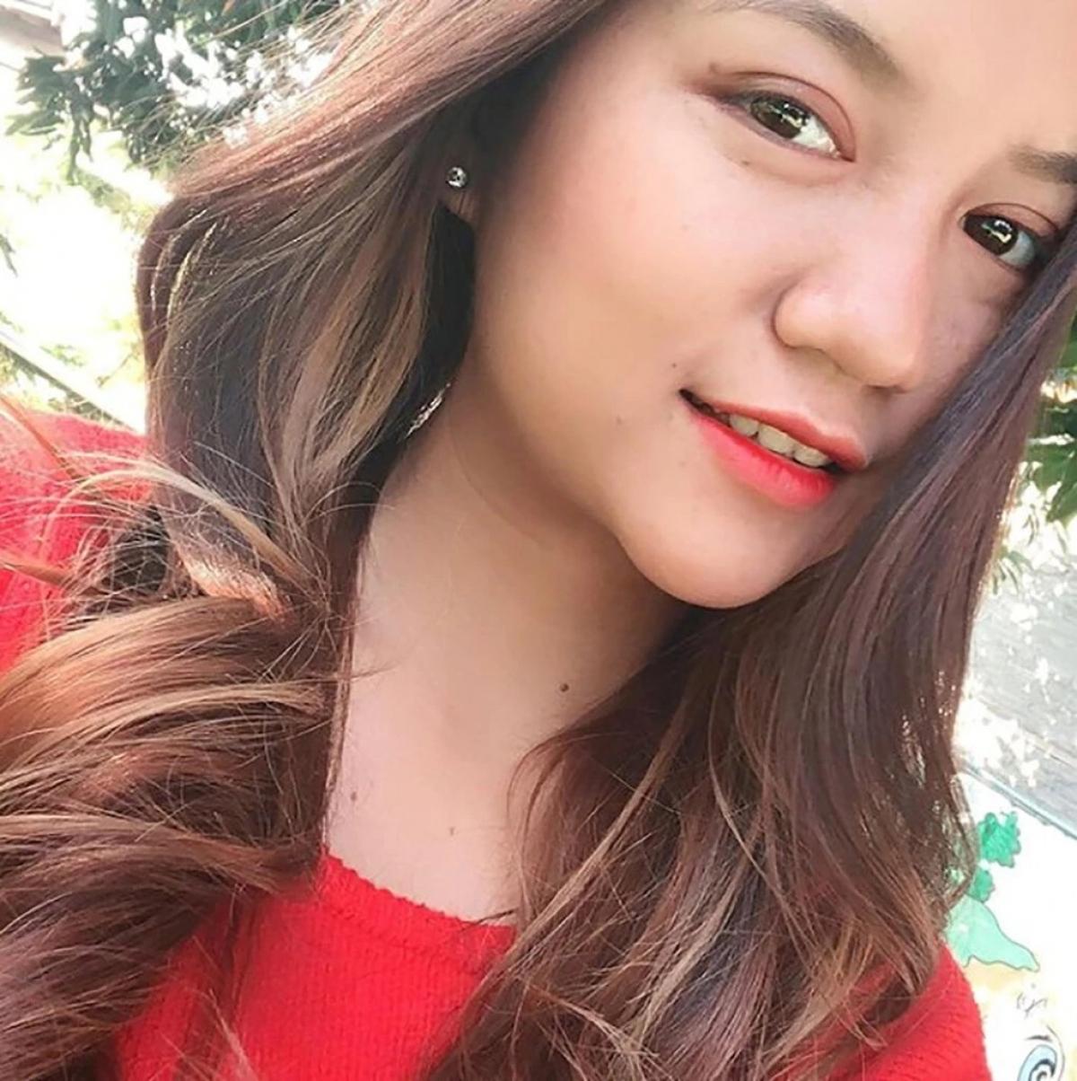 Chân dung Kyal Sin – một nữ sinh Myanmar trẻ trung, năng động. Ảnh: Instagram.